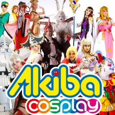 Desfile Akiba Cosplay