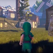 Zelda encontra Unreal Engine