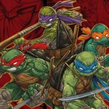 Novo game das Tartarugas Ninja!