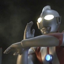 Ultraman em: City Shrouded in Shadow