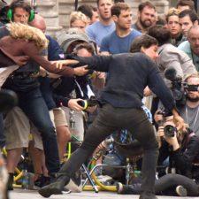 Tom Cruise contra a Múmia Rainha