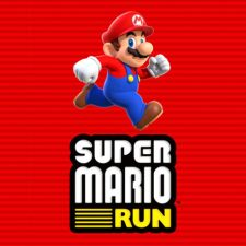 Super Mario Run no iPhone