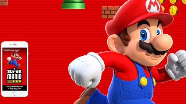Mario oficialmente nas plataformas iOS
