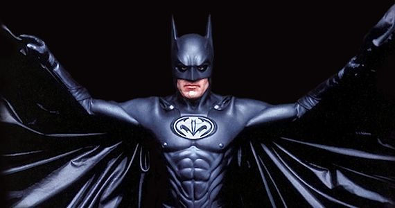 George Clooney em Batman & Robin