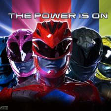 Power Rangers! Primeiro Trailer no ar!!