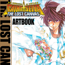 Lançamento do artbook de Cavaleiros do Zodíaco