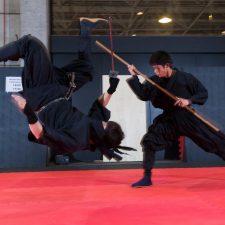 Ninjas na CCXP 2016