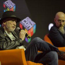 Painel Frank Miller e Brian Azzarello na CCXP 2016