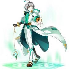 Level-up anuncia novo personagem para Elsword