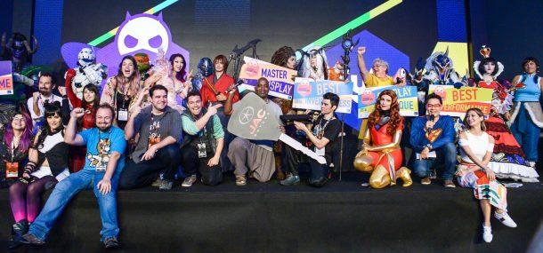 Veja quem são os vencedores do concurso Cosplay Experience