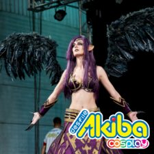 Desfile Akiba Cosplay 2017