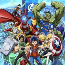 'Future Avengers' tem estréia marcada no Japão
