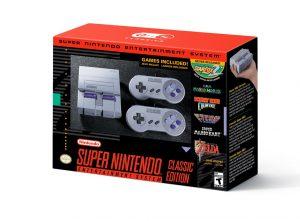 Super Nintendo NES Classic