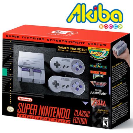 Super Nintendo: o retorno do clássico