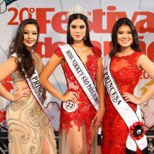 Resultados da etapa estadual Miss Nikkey São Paulo 2017
