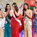 O momento do anúncio Miss Nikkey Brasil 2017