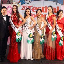 Resultados do Miss Nikkey Brasil 2017