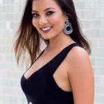 Larissa Mano miss nikkey 2017