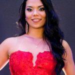 Sabrina Eto miss nikkey 2017