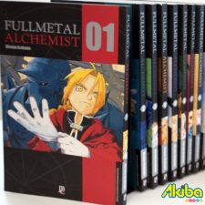 Akiba Dica: Fullmetal Alchemist