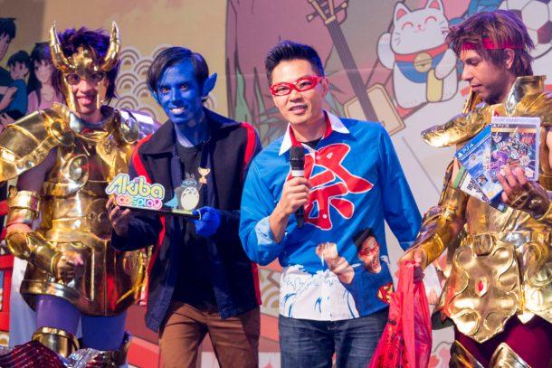Akiba cosplay 2017