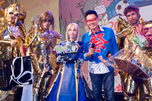 Akiba cosplay