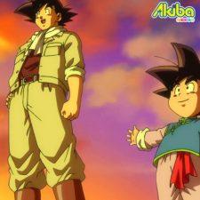 Dragon Ball Super episódio #1