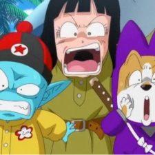 Dragon Ball Super episódio #4