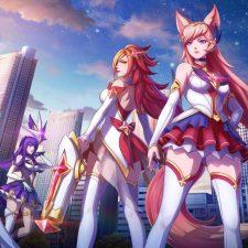 Nova Skins Estelares em League of Legends