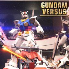 Gundam Versus - A Batalha dos Robôs Gigantes
