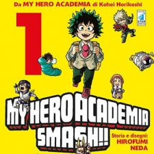 My Hero Academia SMASH!