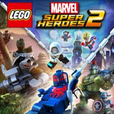 LEGO Marvel Super Heroes 2 vem aí