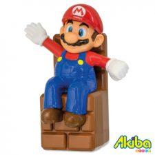 Mario e sua turma no McLanche Feliz