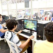 Concurso de cosplays e games no Sana Fest Especial