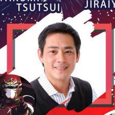 Encontro com Takumi Tsutsui, o ninja Jiraiya