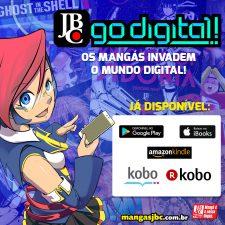 Mangás digitais chegam ao Brasil