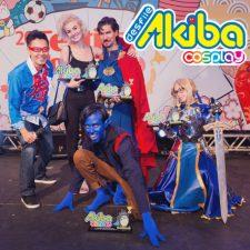 Akiba Cosplay no Japan Festival Rio Matsuri