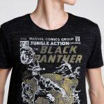 camisetas Pantera Negra