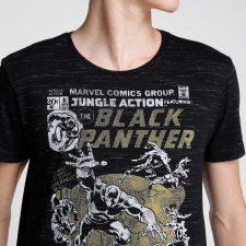 Coleção de camisetas Pantera Negra