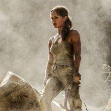 A nova Lara Croft