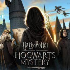 Sua carta de Hogwarts chegou