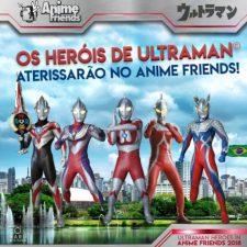 Ultraman Heroes no Brasil