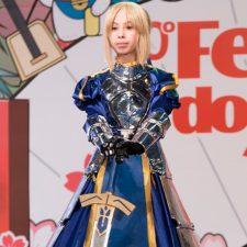 Akiba Cosplay no 21º Festival do Japão