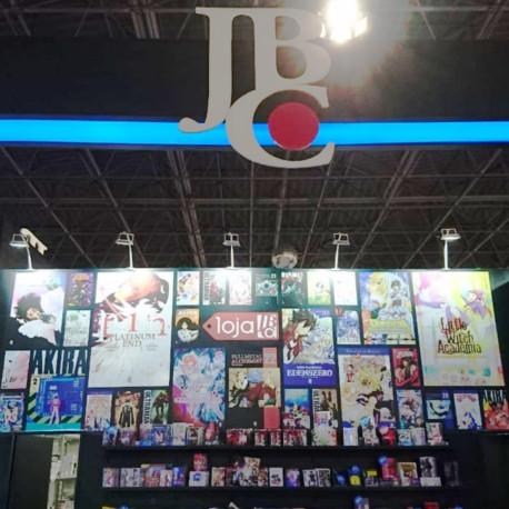 Balanço Geral JBC no Anime Friends 2018