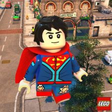 AutenticGames em LEGO DC Super-villains