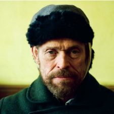 Williem Dafoe estrela At Eternity's Gate