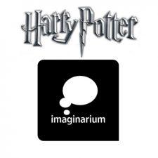 Coleção de Harry Potter na Imaginarium