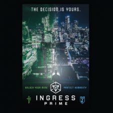 O Ingress Prime chegou!