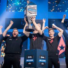Astralis vence o primeiro Intel Grand Slam