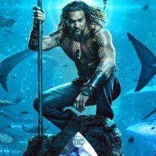 Aquaman, uma história de amor e guerra em baixo d'água